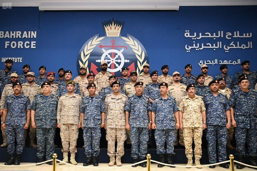 انطلاق فعاليات تمرين «جسر 19» بين القوات السعودية والبحرينية (صور)