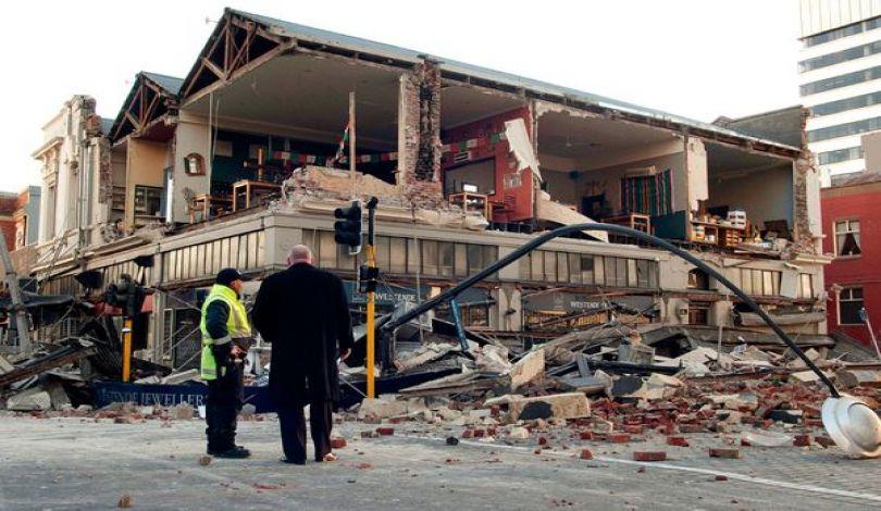 زلزال قوي يضرب وسط نيوزيلندا