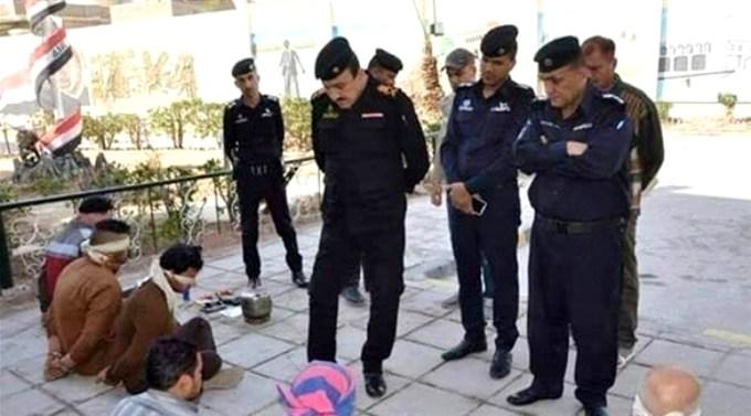 القبض على إيرانيين يهرّبون الهيروين للعراق