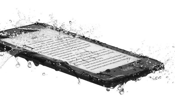 قارئ كتب إلكترونية جديد مقاوم للماء.. تعرف على سعره