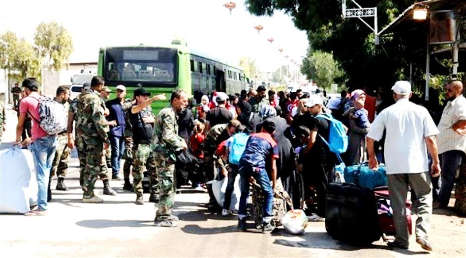 النظام السوري يمنع عودة المهجرين