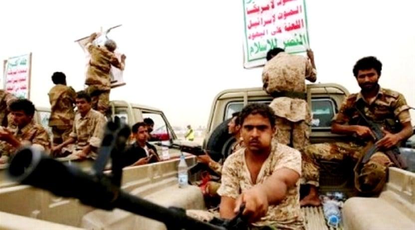 مصرع وإصابة 10 حوثيين بانفجار لغم في محافظة تعـز