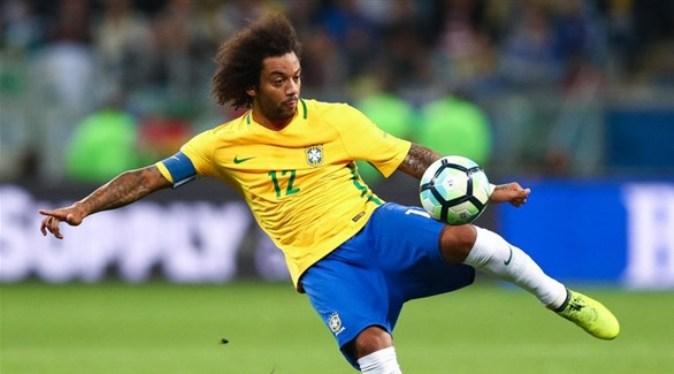 «مارسيلو» لن يلعب أمام الأرجنتين والسعودية