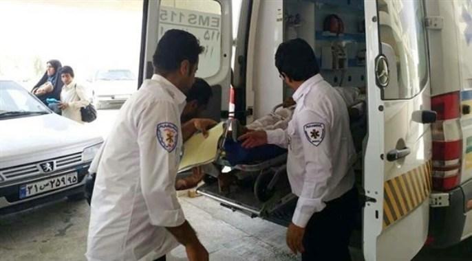 إيران: إصابة شخصين في إطلاق نار