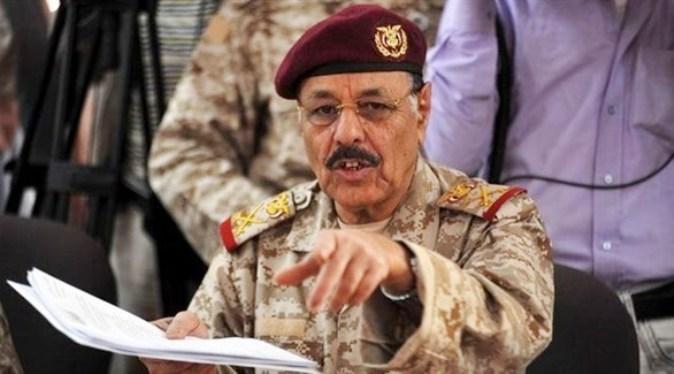 نائب الرئيس اليمني يدعو لانتفاضة ضد الحوثي
