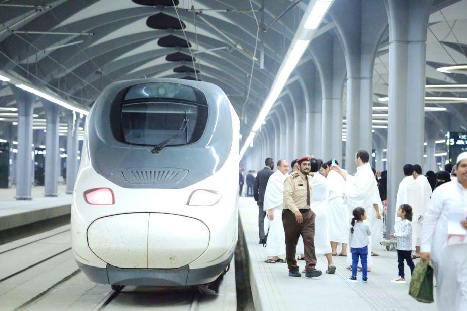 قطار الحرمين: إطلاق خدمة القطار المزدوج ابتداء من غد