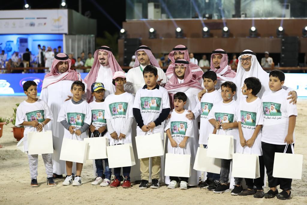 انطلاق بطولة جدة لجمال الخيل العربية الأصيلة بجدة