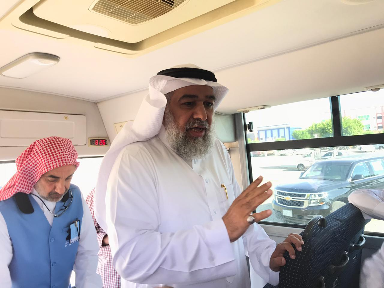 برنامج تدريبي لتأهيل سائقي النقل المدرسي في الطائف