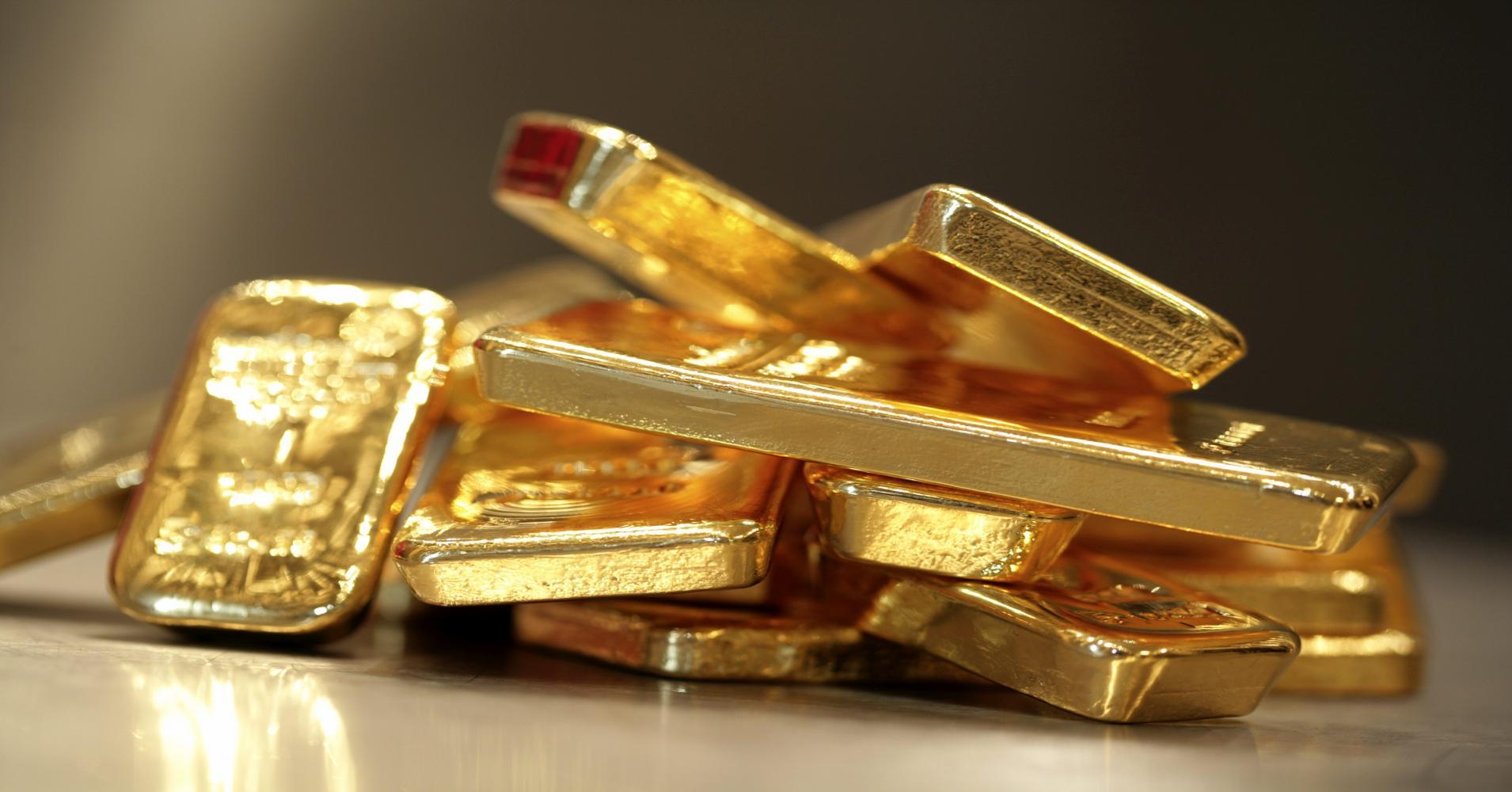 هبوط أسعار الذهب مع ارتفاع الأسهم الآسيوية