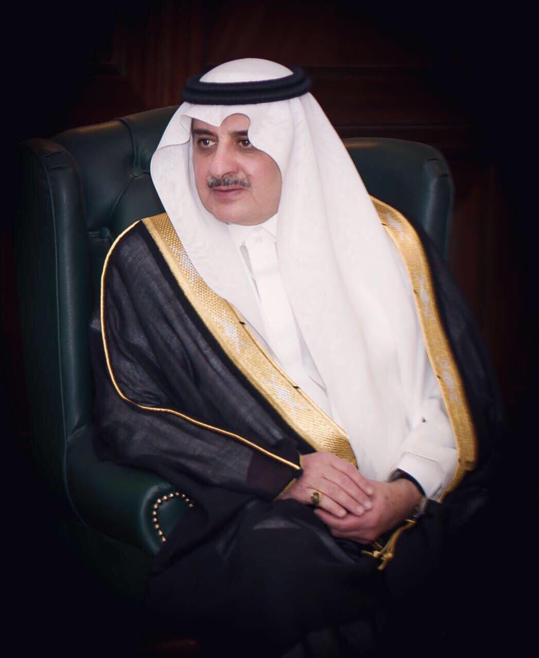 أمير تبوك عن تصريح المصدر المسؤول: يتماشى مع مواقف المملكة منذ توحيدها