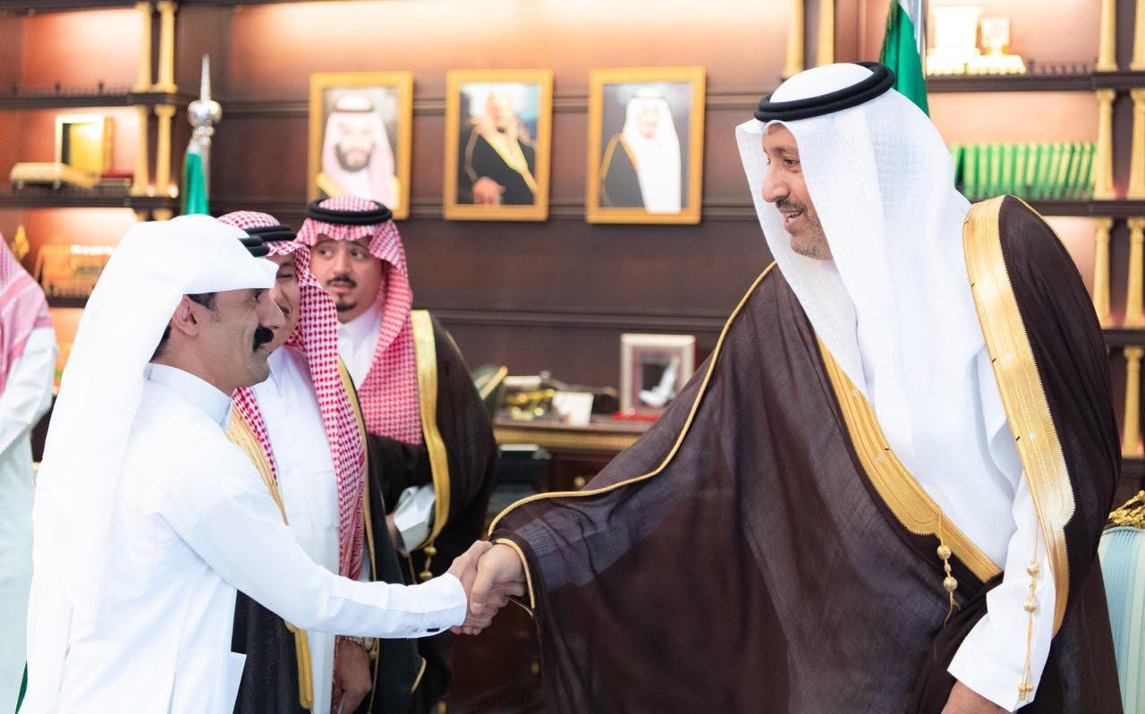 الأمير حسام: منطقة الباحة أحد أهم مواطن «النمر العربي»