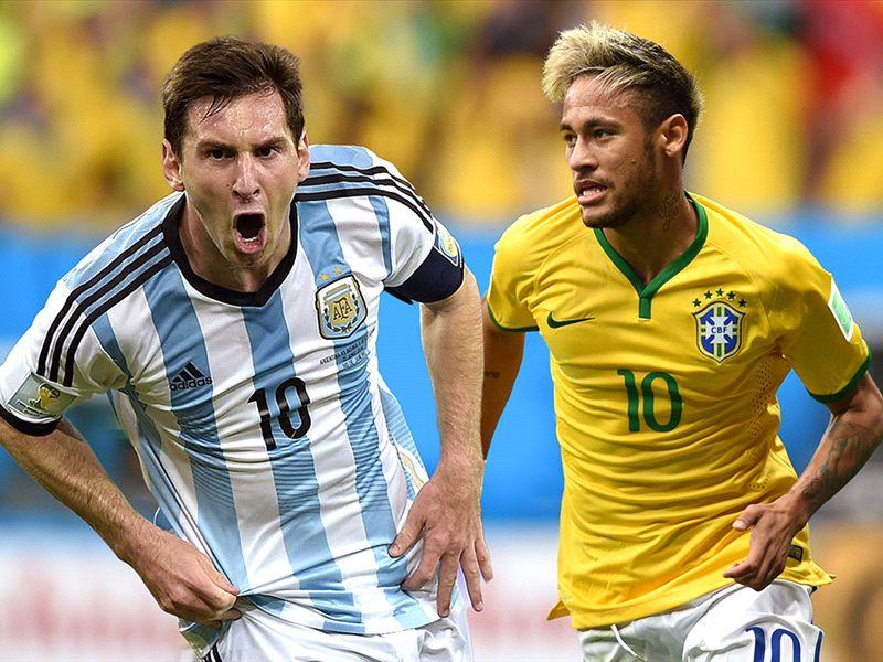 تنافس أهلاوي إتحادي في ديربي البرازيل والارجنتين
