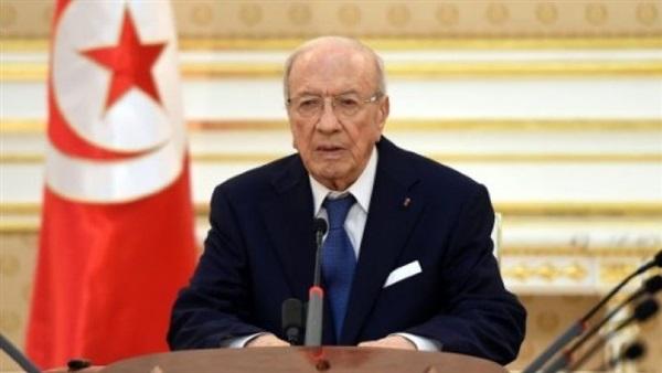السبسي: لا توريث في تونس ومهمتي الحفاظ على الدستور
