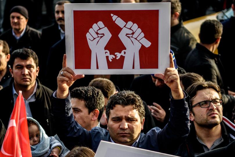 سجون تركيا مقابر مفتوحة للصحفيين والمعارضين