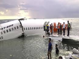 """""""الخطأ القاتل"""".. بوينغ تعترف بكارثة سقوط الطائرة الإندونيسية"""