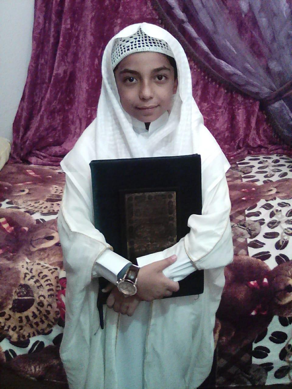 ابن الثامنة يخطف لقب أصغر حافظ للقرآن في جدة