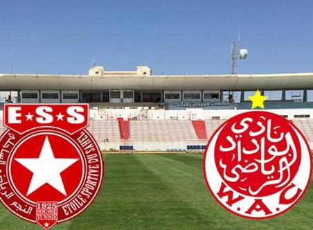 مشاهدة مباراة النجم الساحلي والرجاء البيضاوي بث مباشر اليوم 8-11-2018 في بالبطولة العربية