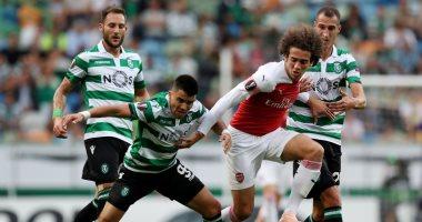 مشاهدة مباراة ارسنال وسبورتينج لشبونة بث مباشر اليوم الخميس 8-11-2018 في دوري ابطال اوروبا