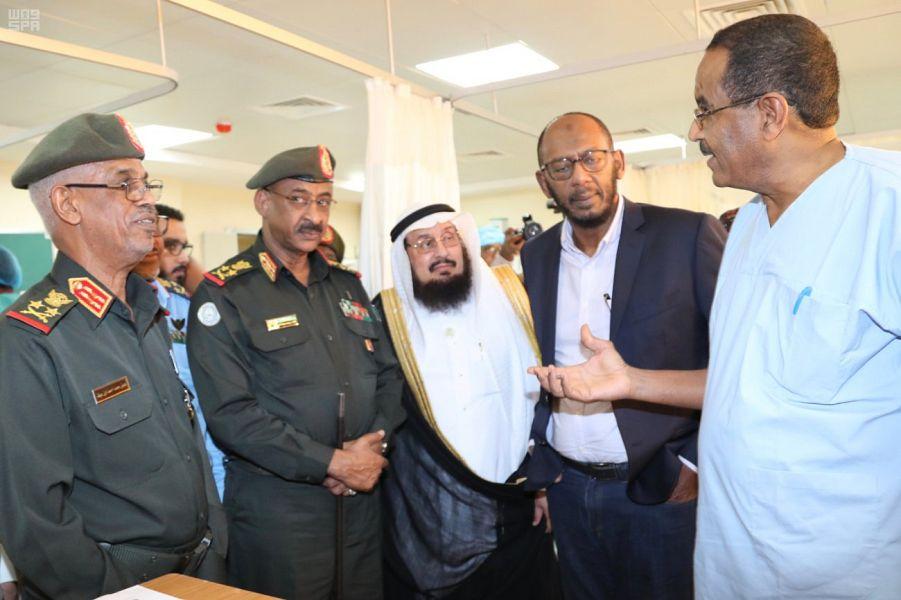 رابطة العالم الإسلامي تدشن حزمة مشروعات في إفريقيا