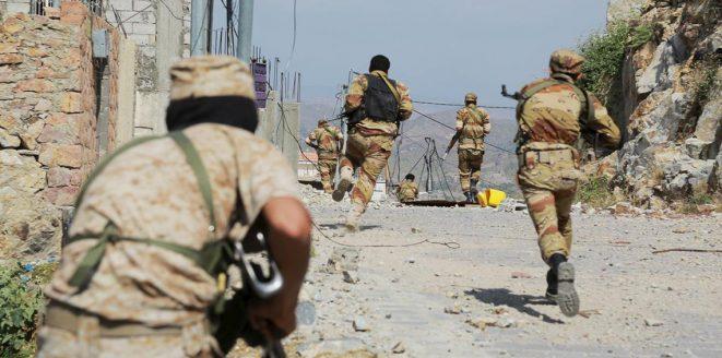 تحالف دعم الشرعية يستهدف مواقع استراتيجية للحوثيين