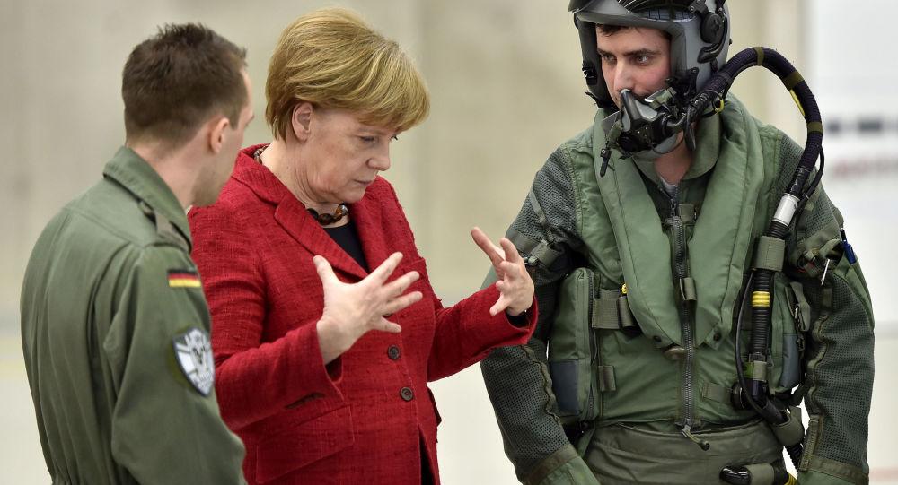 """سلاح الطيران الألماني: لا """"عمل تخريبي"""" في طائرة ميركل"""