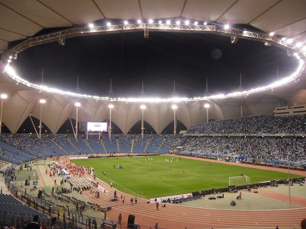 """انتهاء أعمال صيانة """"استاد"""" الملك فهد بالرياض.. وموعد عودة المباريات مجهول"""