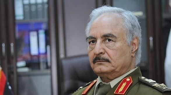 حفتر: نقترب من الانتصار على الإرهاب في طرابلس