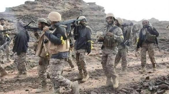 دحر ميليشيا الحوثي في محيط مركز مديرية كتاف بصعدة