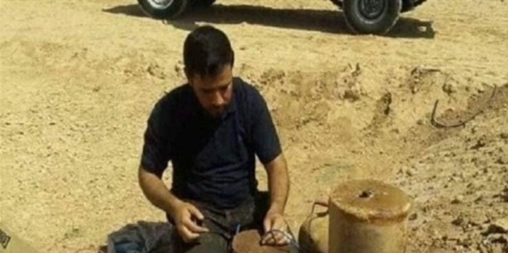 بالصورة: خبير المتفجرات العراقي الذي قُتل في اليمن