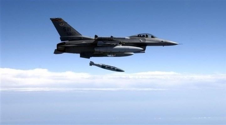 التحالف يجدد قصف آخر معاقل داعش في سوريا