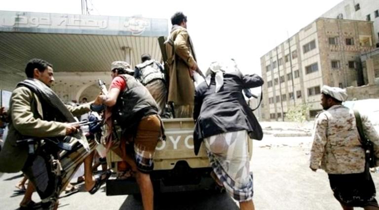 مقتل وأسر عشرات الحوثيين في الضالع