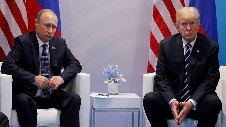 ترامب وبوتين يجريان محادثة خاصة لمدة 20 دقيقة في بوينس آيرس