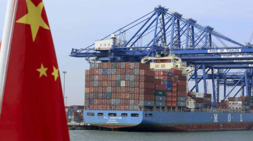 الصين تزيد صادراتها إلى الولايات المتحدة