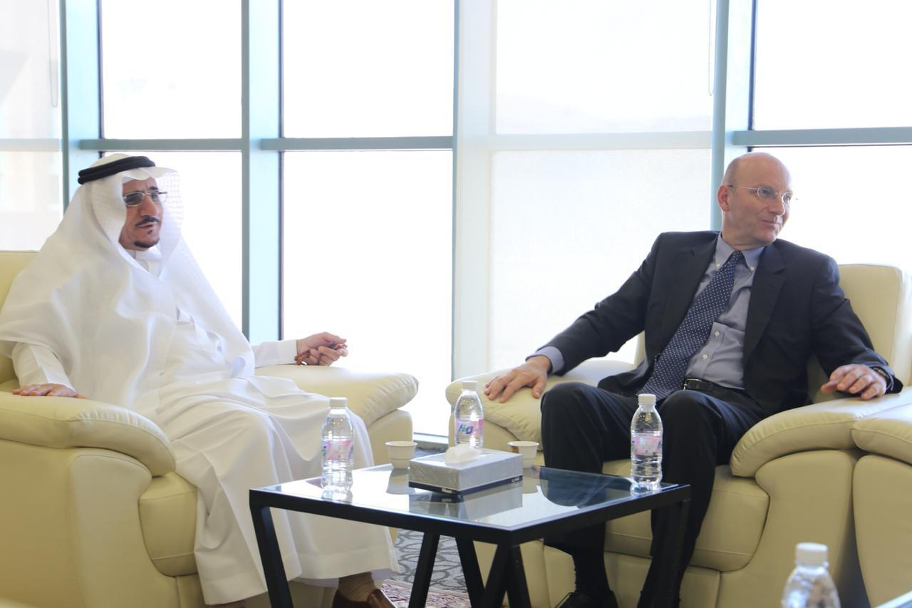 تعاون دولي بين جامعة الباحة ومؤسسات التعليم السويدية