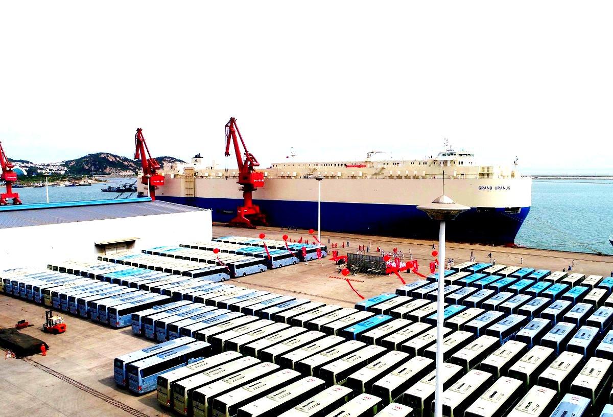 31.69 مليار دولار حجم الواردات الصينية من السعودية