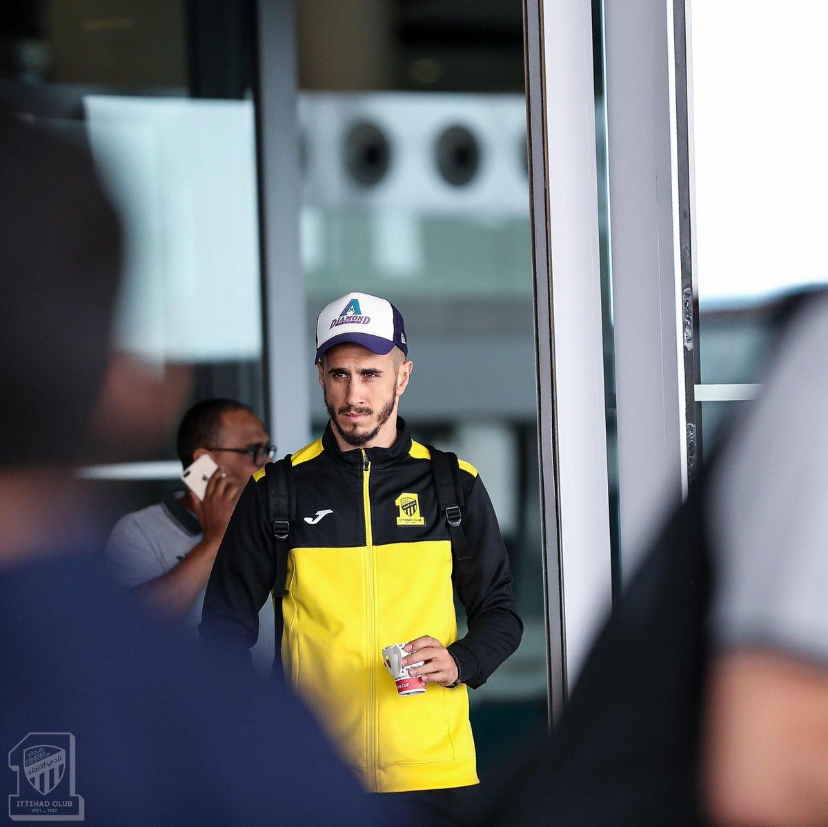 الاتحاد يصل الرياض استعدادا لمواجهة الفيحاء