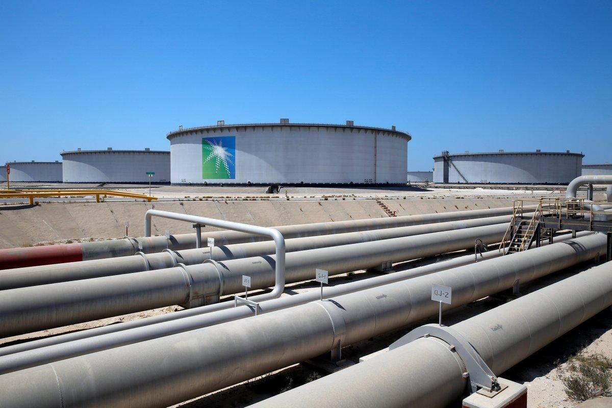 أرامكو توقع 5 اتفاقيات لتوريد النفط الخام إلى الصين