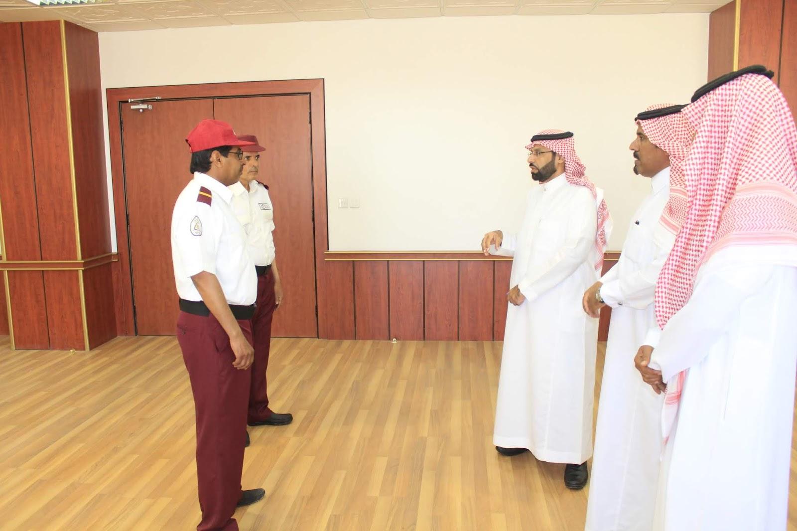 انطلاق عمل شركة الحراسات الأمنية في المدارس