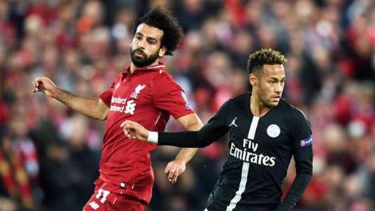"""باريس سان جيرمان يهزم ليفربول بثنائية بـ""""أبطال أوروبا"""".. و""""الريدز"""" في مأزق"""
