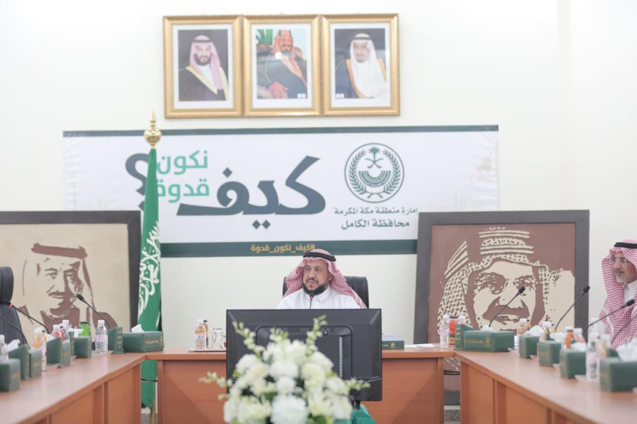 محافظة الكامل تشهد فعالية هايكنج جبل شمنصير