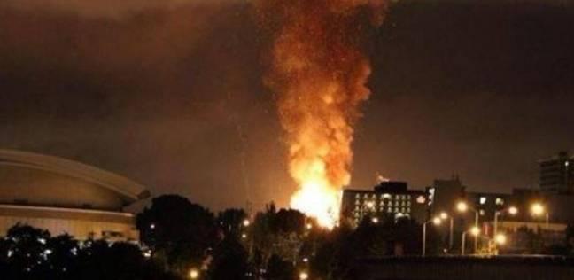 دوي انفجار قوي في مدينة الرقة السورية