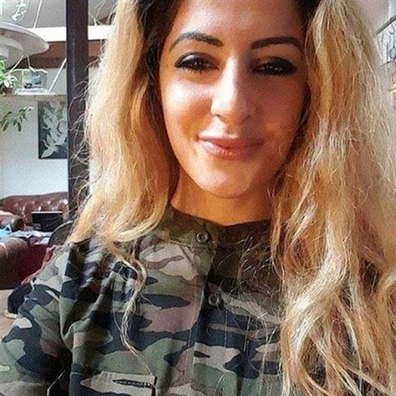 """""""حسناء الأكراد"""" تخشى الإقامة في الدنمارك بسبب """"داعش"""""""