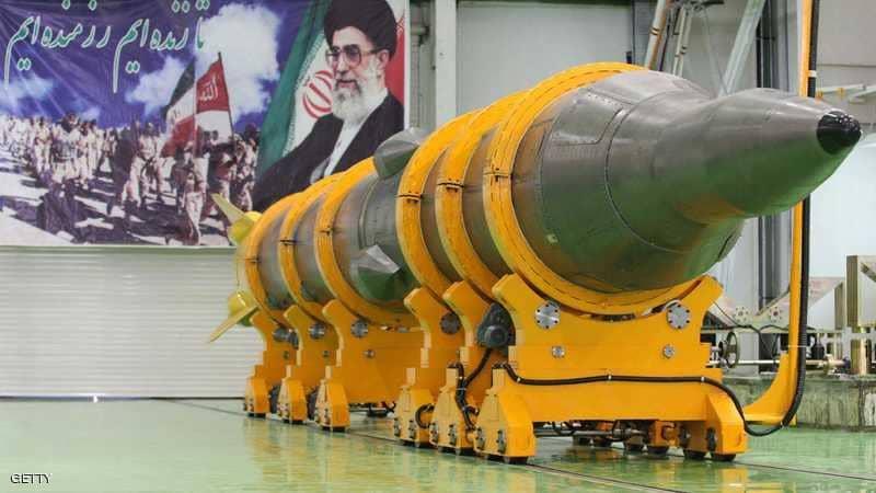 فرنسا وألمانيا وبريطانيا قلقة من نشاط إيران الصاروخي