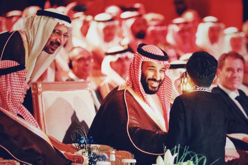 الفالح يغرد عن البشائر الاقتصادية لمدينة الملك سلمان للطاقة