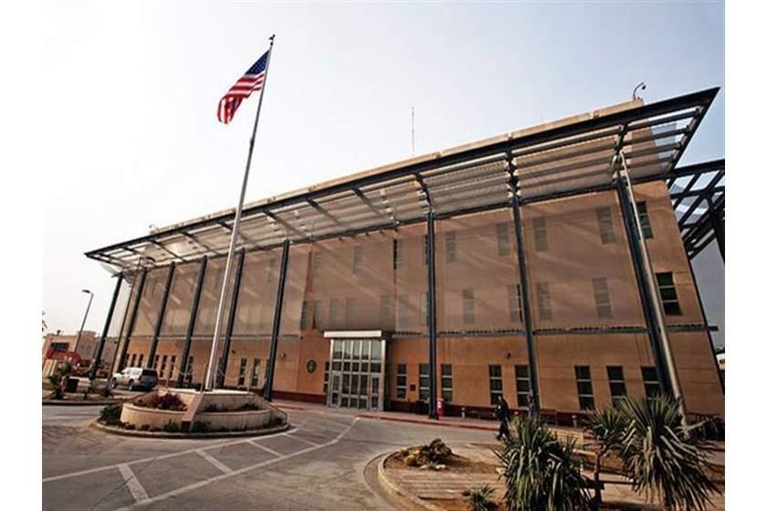 السفارة الأمريكية ببغداد تتعرض للقصف عقب زيارة ترامب وزوجته