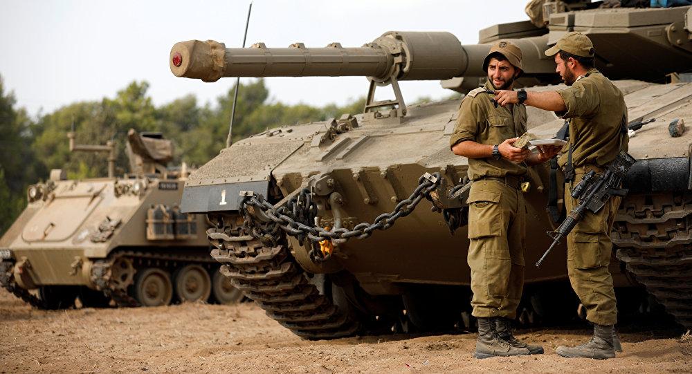 """الاحتلال الإسرائيلي يطلق """"درع الشمال"""" لتدمير أنفاق على الحدود الشمالية"""