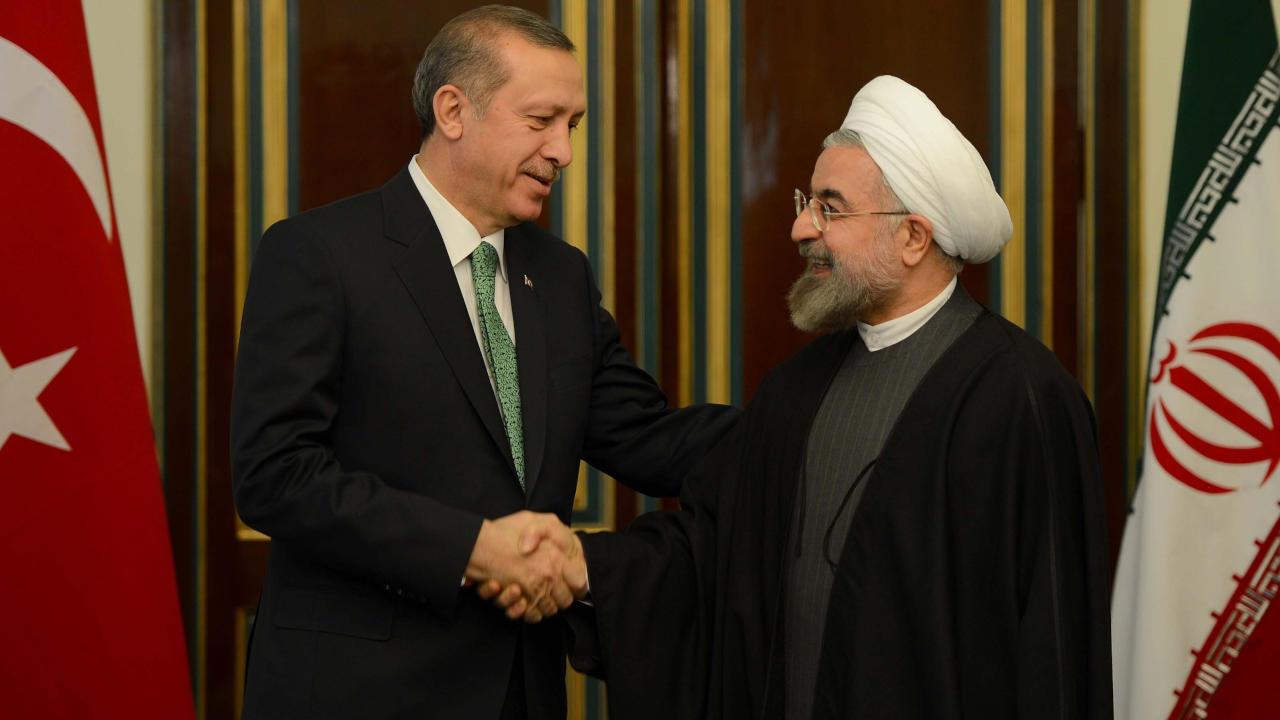 إيران تجرى تنسيقا مع تركيا لتفادي عقوبات الولايات المتحدة