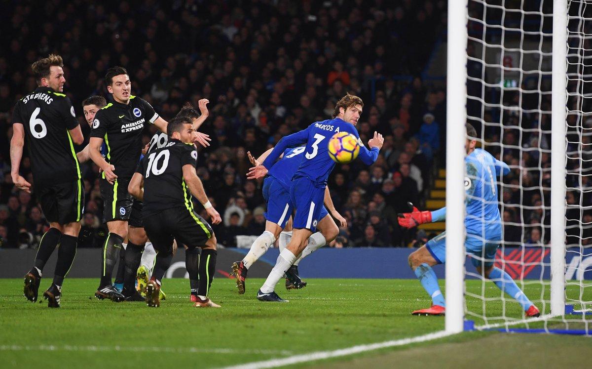 مشاهدة مباراة برايتون وتشيلسي بث مباشر اليوم 16-12-2018 الدوري الإنجليزي