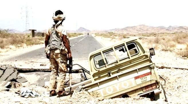 مصرع 14 مسلحا من ميليشيا الحوثي في حجة