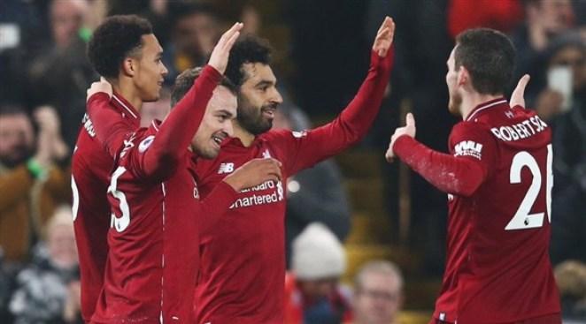 ليفربول يسحق أرسنال بخماسية ويواصل صدارة الدوري الإنجليزي
